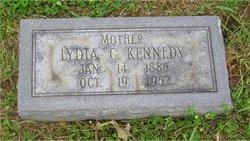 Mrs Lydia <i>Bartle</i> Kennedy