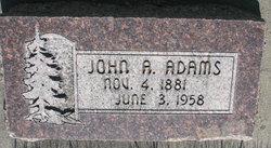 John Alpha Adams