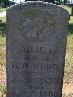 Julie M. <i>Casey</i> Wood