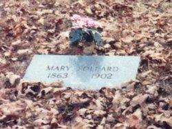 Mary Ann Marie <i>Garret</i> Pollard
