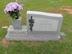 Dennis F. Hinson