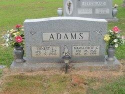 Marguerite <i>Glass</i> Adams