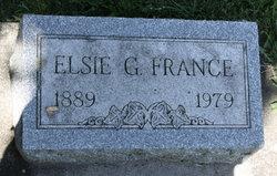Elsie G France