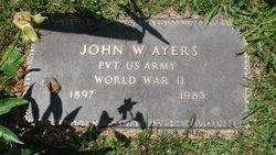 John W. Ayers