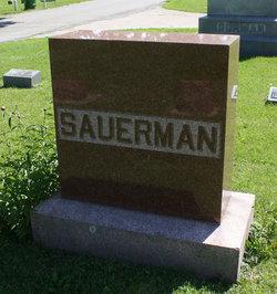 Mary Elizabeth <i>Agar</i> Sauerman