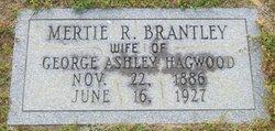 Mertie Ray <i>Brantley</i> Hagwood