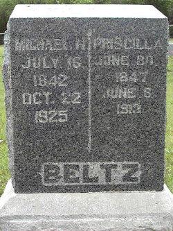 Priscilla Sarah <i>Clark</i> Beltz