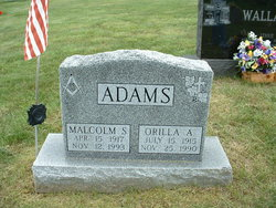 Orilla Annie <i>Kennison</i> Adams