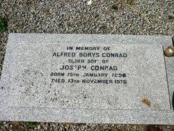 Alfred Borys Conrad