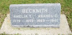 Amelia T Nellie <i>Clark</i> Beckwith