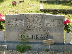 Joe B Cochran