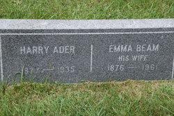 Emma <i>Beam</i> Ader