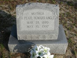 Aletha Pearl <i>Howard</i> Angle