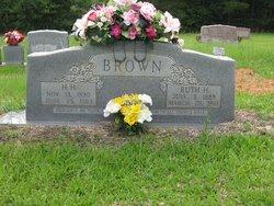 Ruth H <i>Bryant</i> Brown