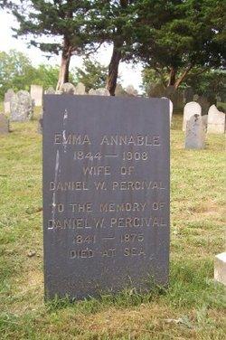Emma <i>Annable</i> Percival