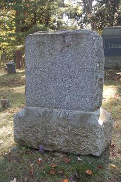 Alfred Stone