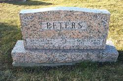 Dorothy A. <i>Swisher</i> Peters