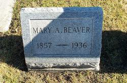 Mary Ann Beaver