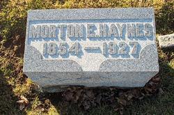 Morton English Haynes