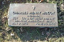 Charles Henry McCoy