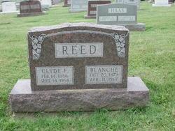 Blanche <i>Hinchman</i> Reed