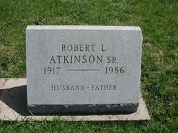 Robert L Atkinson, Sr.