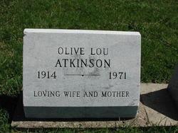 Olive Lou Atkinson