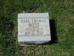 Earl Thomas West
