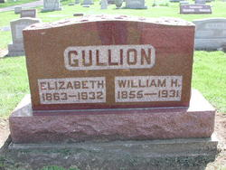 Hannah 'Elizabeth' <i>West</i> Gullion