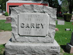 Hattie J Carey