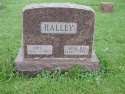Golda Mae Halley