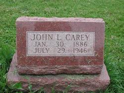 John L Carey
