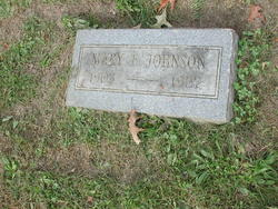 Mary E. <i>Mattingly</i> Johnson