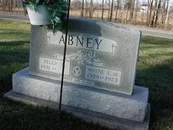 Wayne E. Abney, Sr.