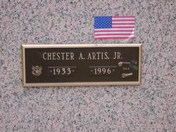 Chester A Artis, Jr.
