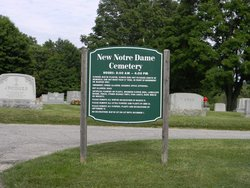 New Notre Dame Cemetery