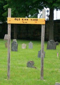 Old Kirk Yard
