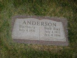 Bob Ray Anderson