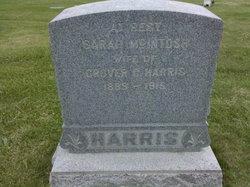Sarah <i>McIntosh</i> Harris