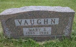 Mary S. <i>McIntosh</i> Vaughn