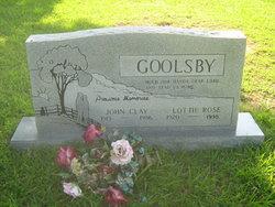John Clay Goolsby