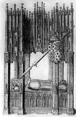 John 1st Duke of Lancaster of Gaunt Plantagenet