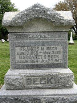 Margaret Dorothy <i>Kersey</i> Beck