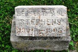 Herbert Paul Stephens
