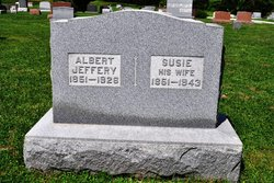 Susannah Susie <i>Brane</i> Jeffery