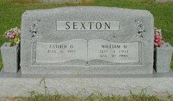 Esther O. <i>Speck</i> Sexton