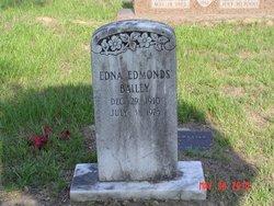 Edna Earle <i>Edmonds</i> Bailey