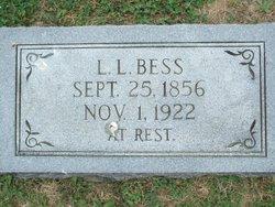 Louvina L. Lou <i>Hatcher</i> Bess