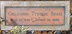 Orlando Tyrone Bean