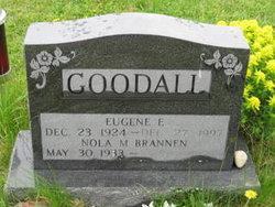 Nola M <i>Brannen</i> Goodall